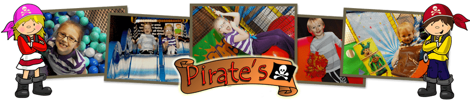Pirates branding images