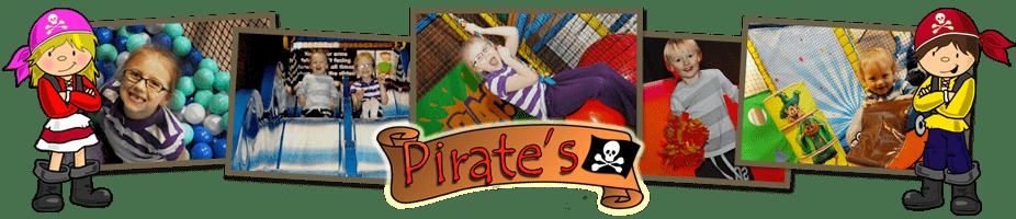 Pirates branding images